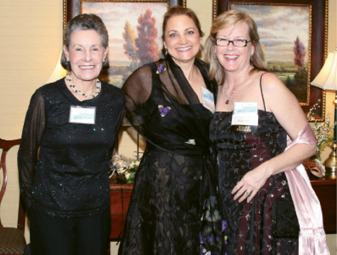Lisa Kauffman, Sarah Leatham, and Cindy D. Causby