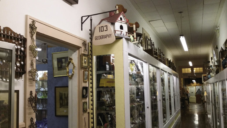 Old School  Antique Mall