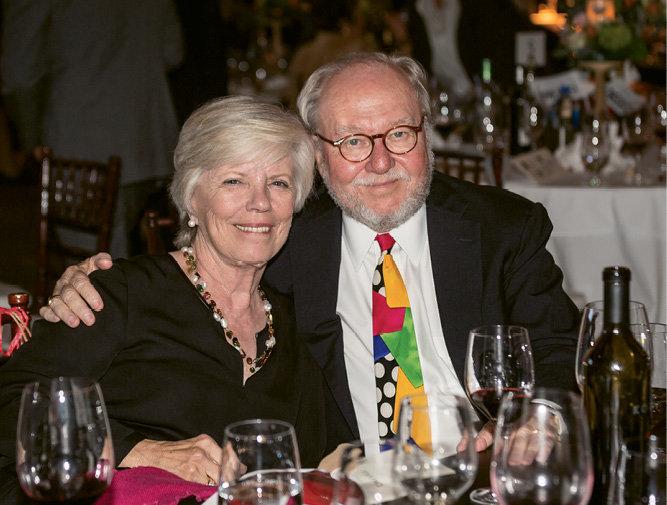 Dory and George Watkins