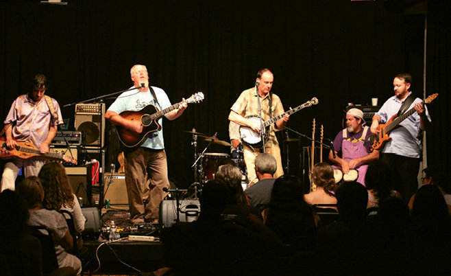"""6. The Altamont Theatre is one venue that lives up to its tagline: """"Asheville's best listening room."""""""