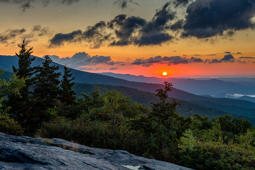Honorable Mention: Early Carolina Sunrise by Michael Koenig (Amateur category)