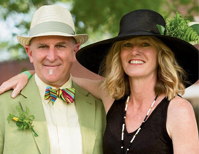Bob and Carolyn Sinclair