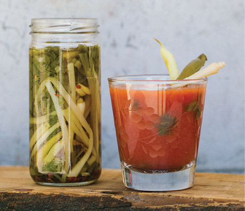 Bloody Mary Pickle collection