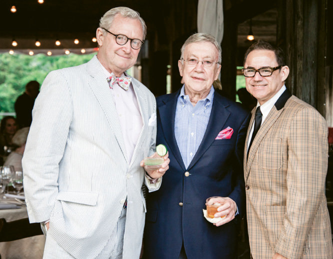 Jim Landon, Kurt Schulzman, and Richard Neri
