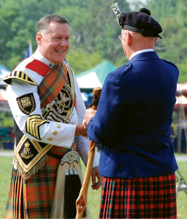 6. Grandfather Mountain Highland Games July 6-9, Linville