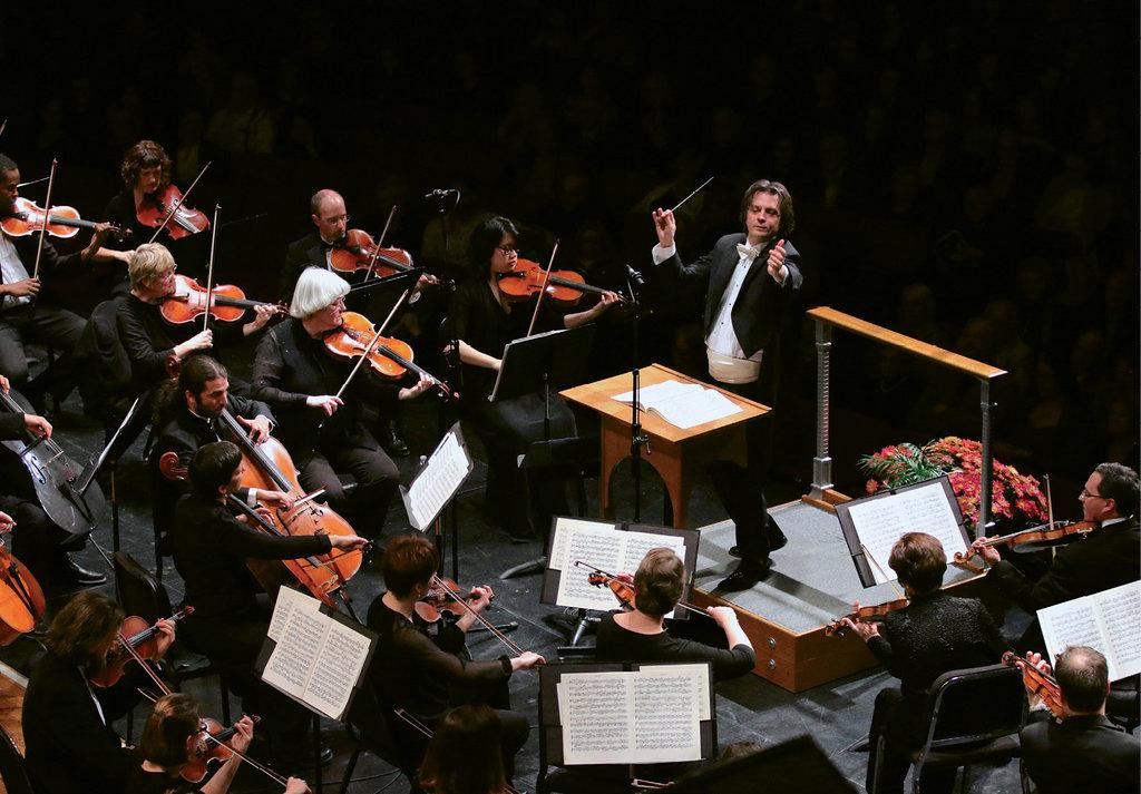 12. The Asheville Symphony Sessions