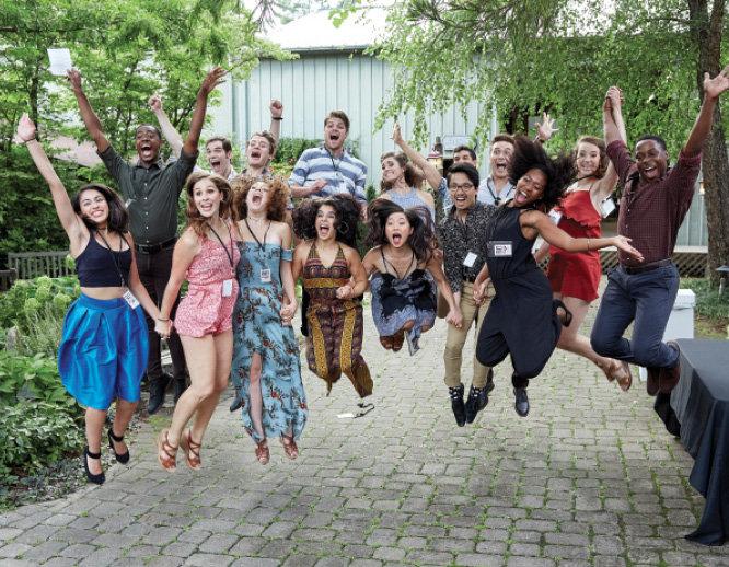 The Apprentice Class of 2017