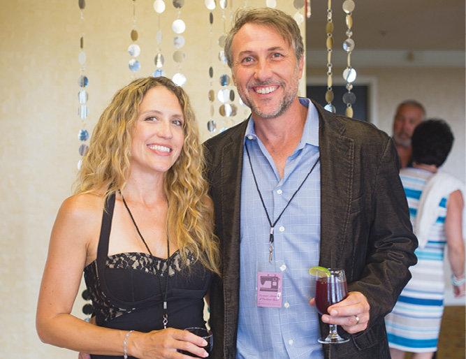 Charlene and Tom Pagano of Junebug Retro Resort