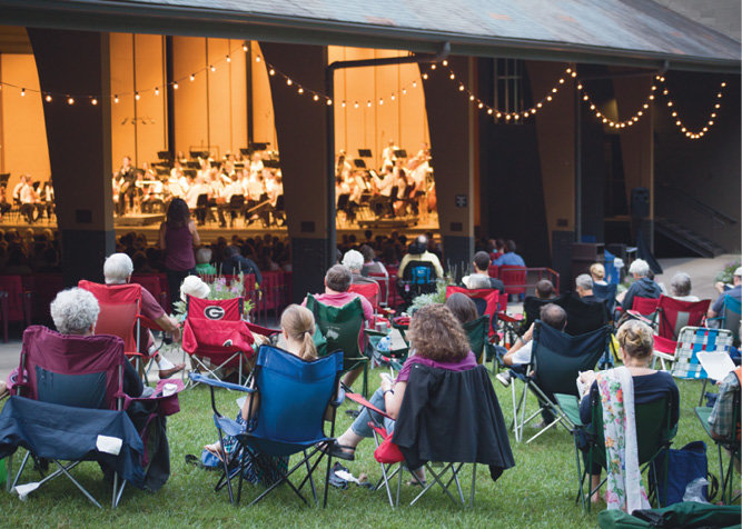 The Brevard Music Festival presents 80-plus shows in 10 weeks each summer.