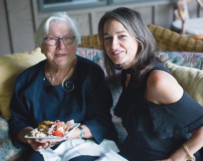Ellen Price and Sarah Wood