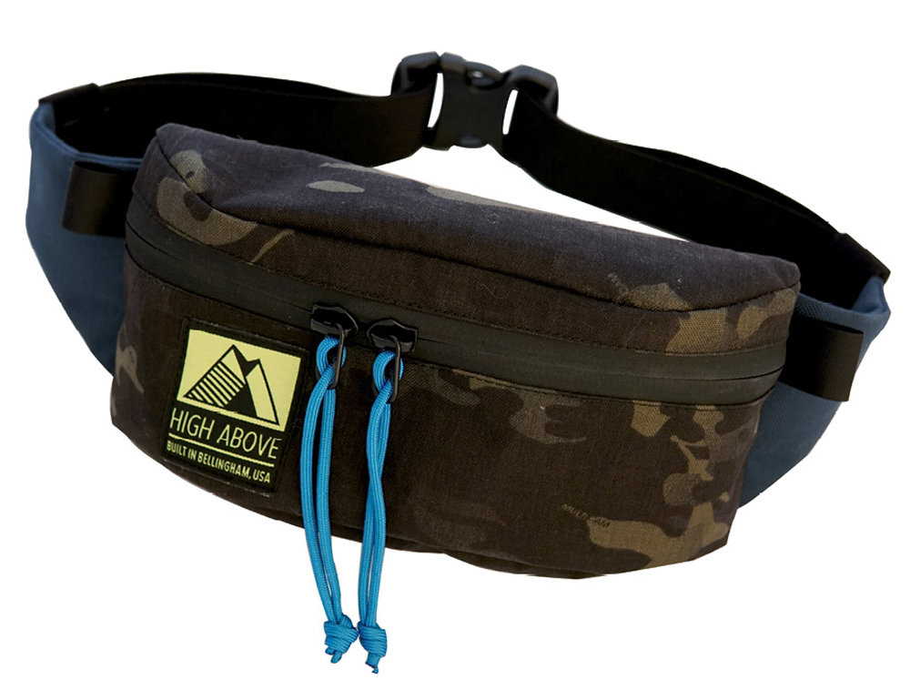 High Above hip packs, $60-$75