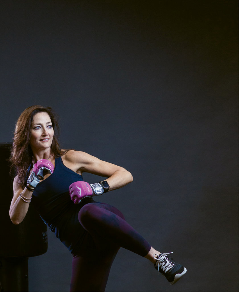 Kim Boose: Personal Trainer, Fitness Consultant, & Director  of Group Fitness at Asheville Racquet Club