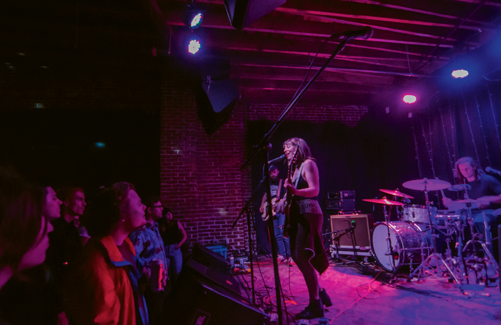 1. The Mothlight brings slightly under-the-radar acts to the stage.