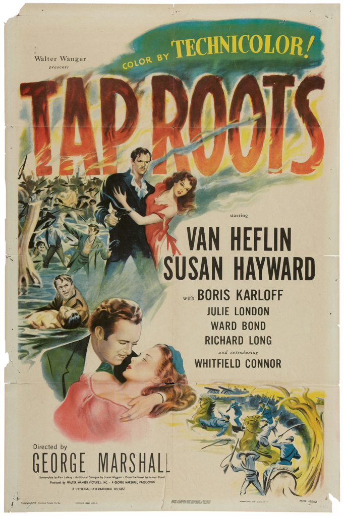 7. Tap Roots (1948)