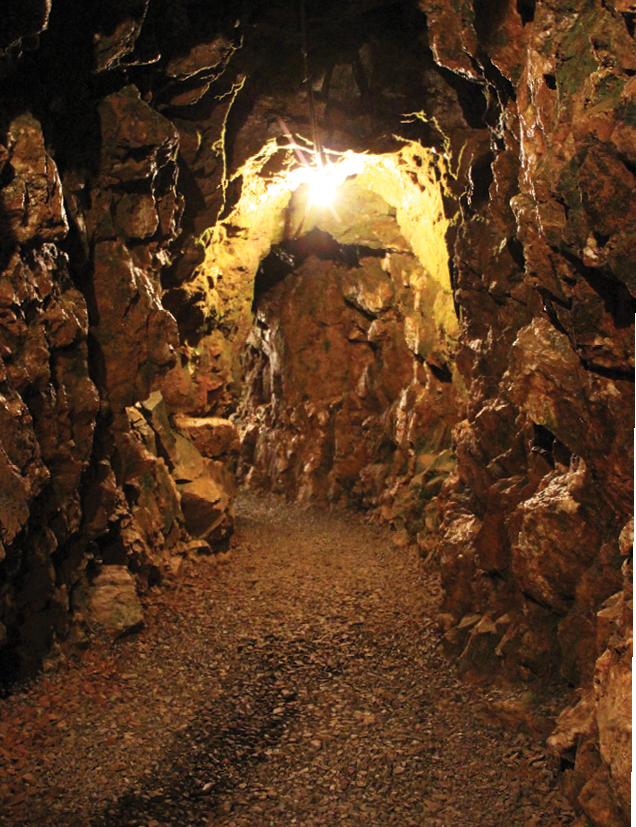 "The famed Reed Gold Mine in Cabarrus County is featured on the Gold Trail. Go to <a href=""http://www.visitncgold.com"">www.visitncgold.com</a> to learn more"