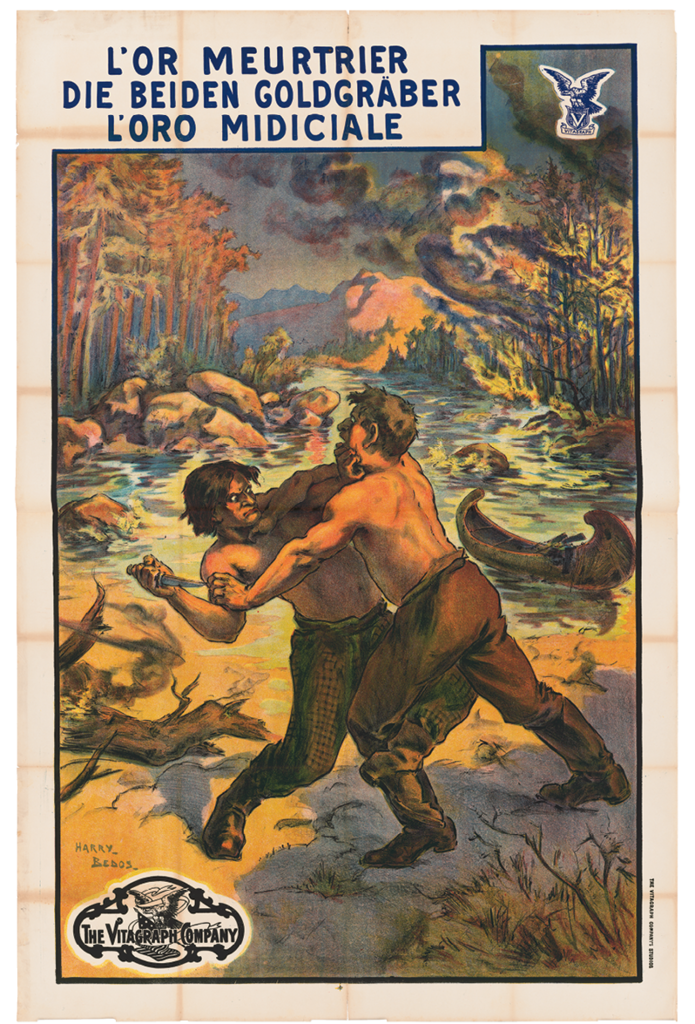 9. The Strength of Men (1913)