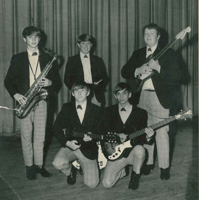 The Misfits were a popular group of students from Enka High School in Candler.