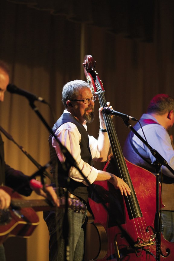 An Appalachian Evening summer concert series hosts popular acts, including bluegrass outfit Balsam Range.
