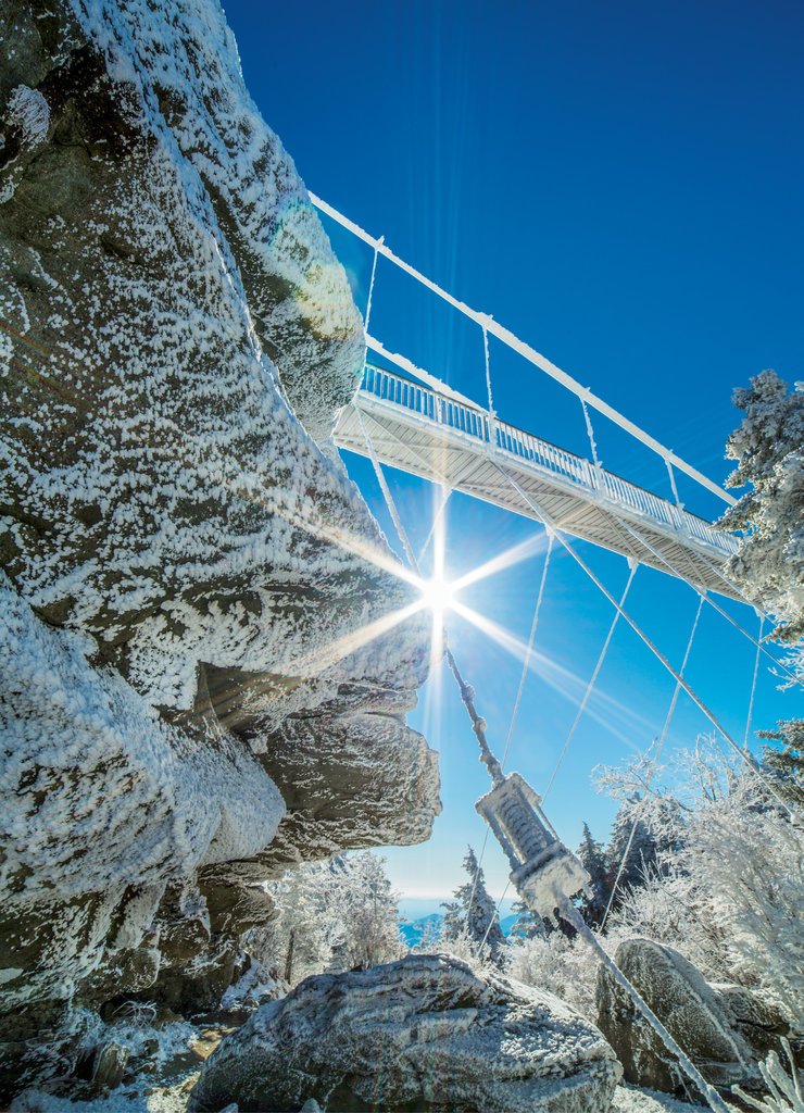 Finalist: Winter at  the Bridge by Jim Ruff (Professional category)
