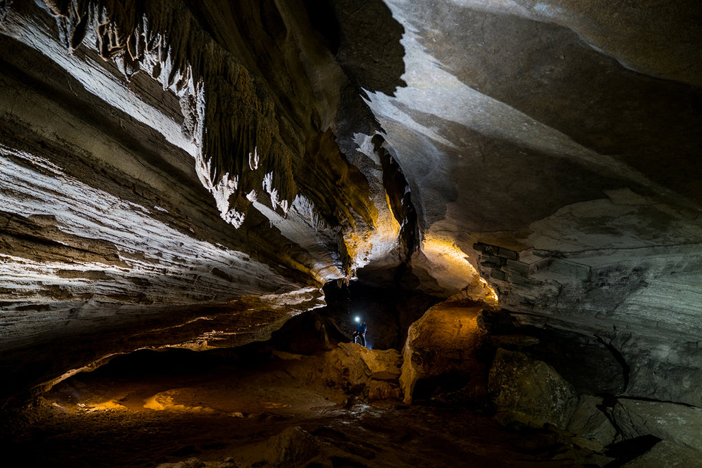 Honorable Mention: Worley's Cave by Derek DiLuzio (Professional category)