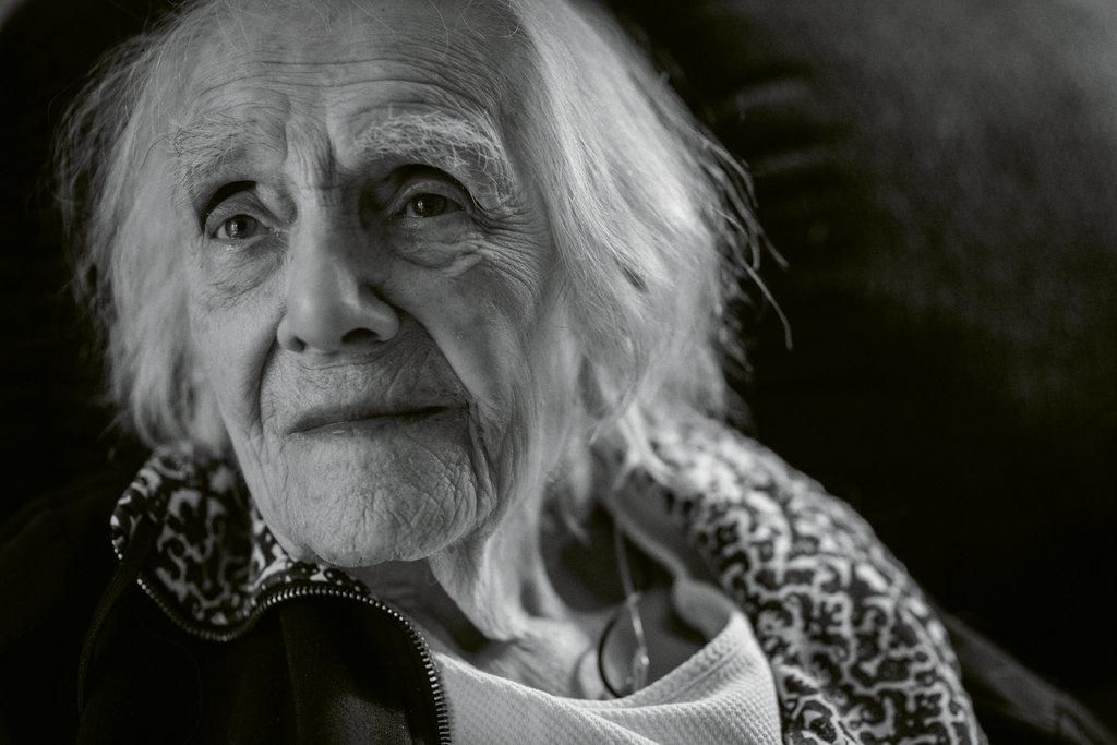 Nora Percival, 102