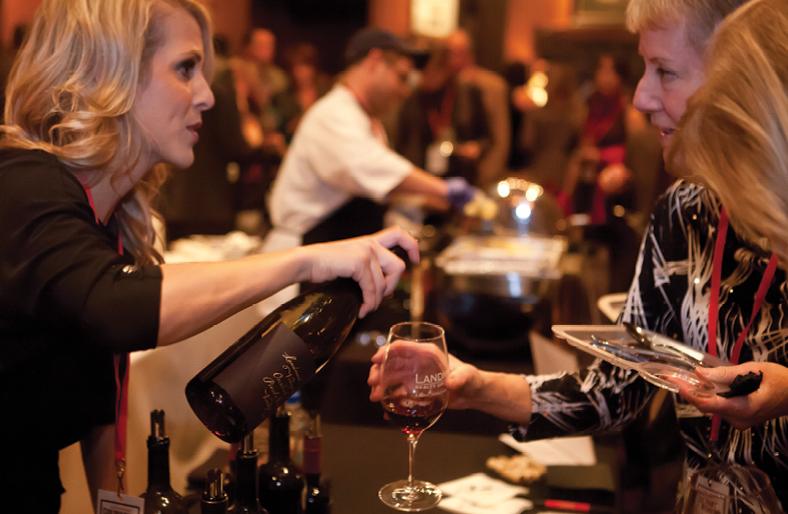 Highlands Food &  Wine Festival, November 10-13