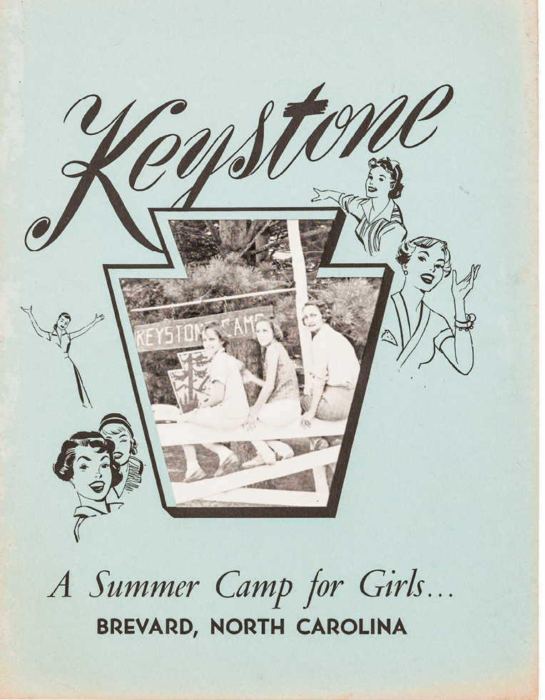 A catalog from the 1950s