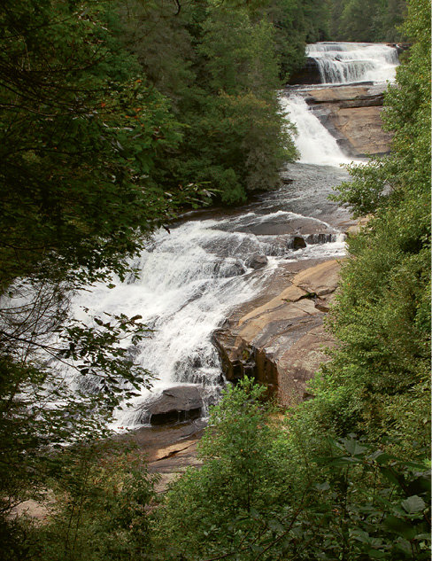 Bonus Hike: High Falls and Triple Falls DuPont State Recreational Forest