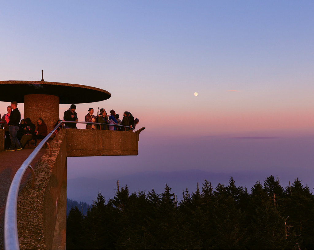 10. Clingmans Dome