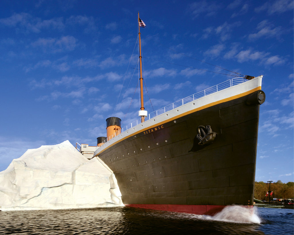 The Titanic Museum is one of two in the nation that, combined, house $9 million in original artifacts.