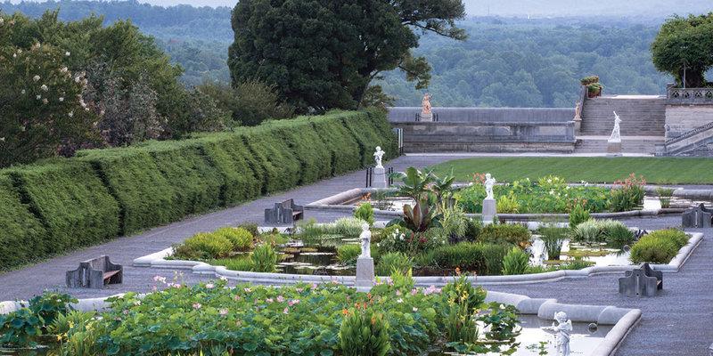 Asheville, NC - Biltmore Gardens | WNC Magazine
