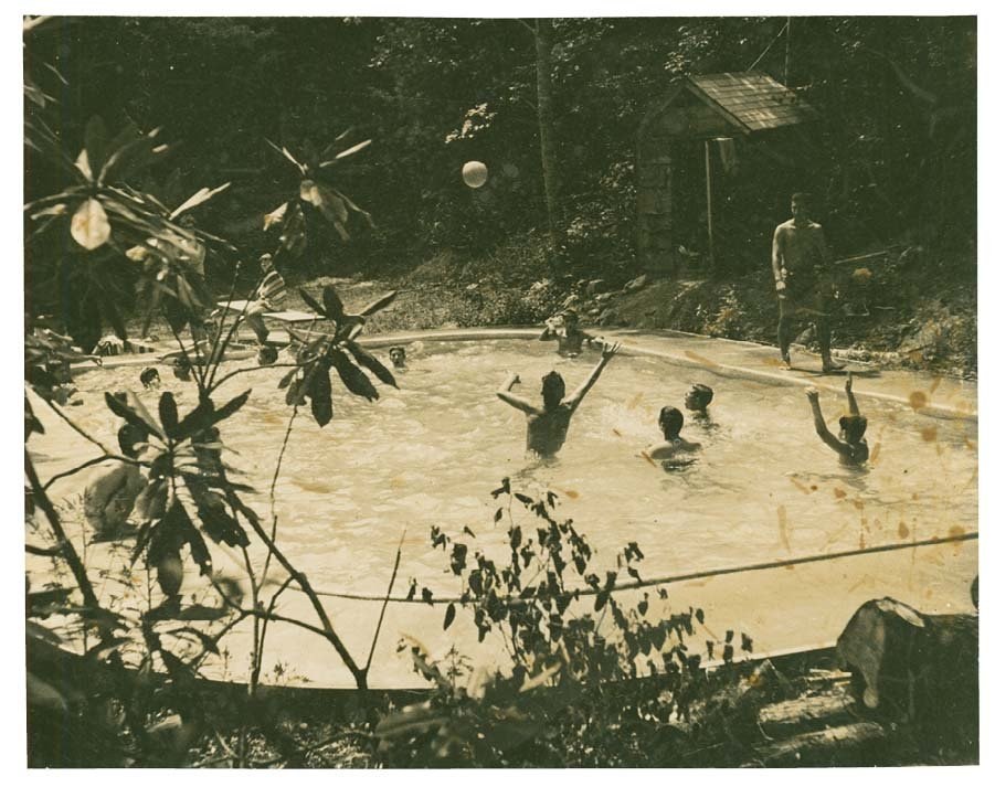 The Catawbans enjoyed the full complement of summer camp adventures and amusements, from a rudimentary but functional swimming pool to ...