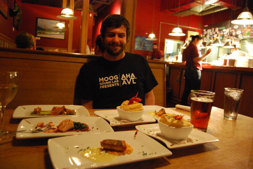 Crawl Flavor 1st Place: King of Small Plates by Tara Granke