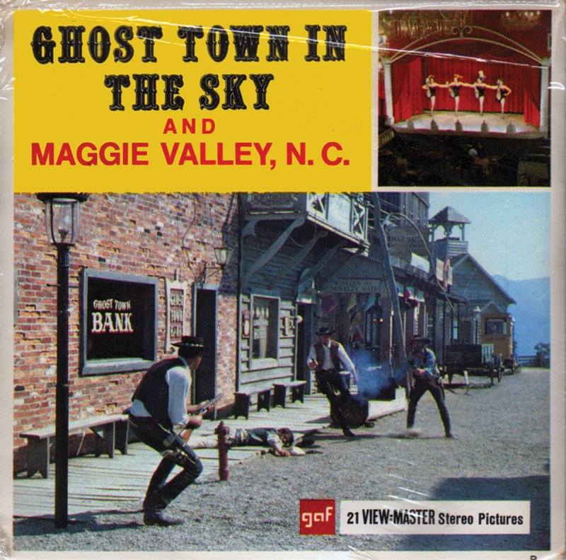 Ghost Town in the Sky has a richly storied past, but stay tuned for news about a potential fresh vision for the former theme park, which has new owners.