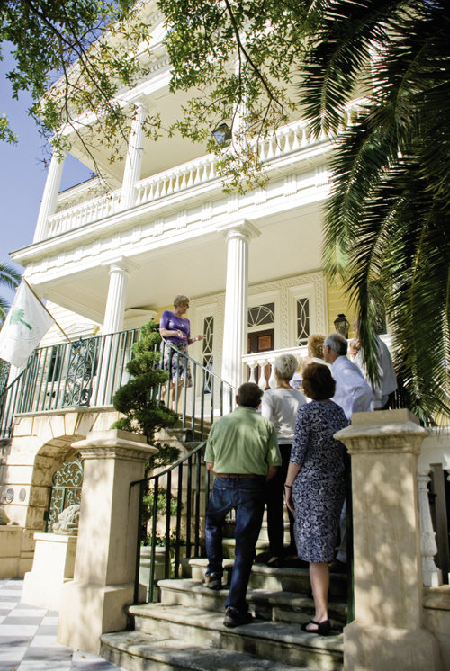 Glean historic tidbits and decorating ideas during the Historic Charleston Foundation's Festival of Houses and Gardens, March 19-April 19.