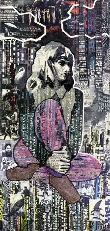 Arbus Dream is a portrait of American photographer Diane Arbus.