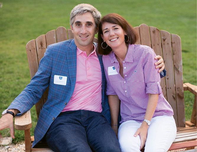 Jim and Katherine Hansen