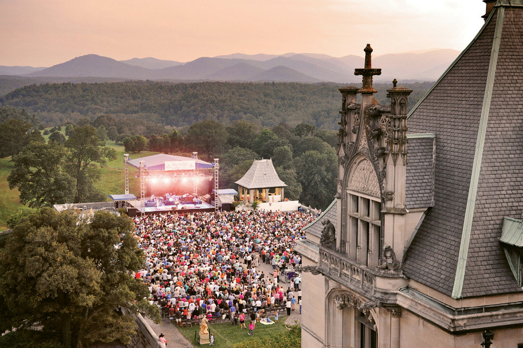 18. Biltmore's South Terrace turns into a concert venue for six shows this summer