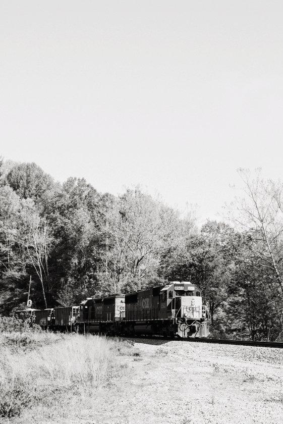 Railroad Ties {early 1900s}