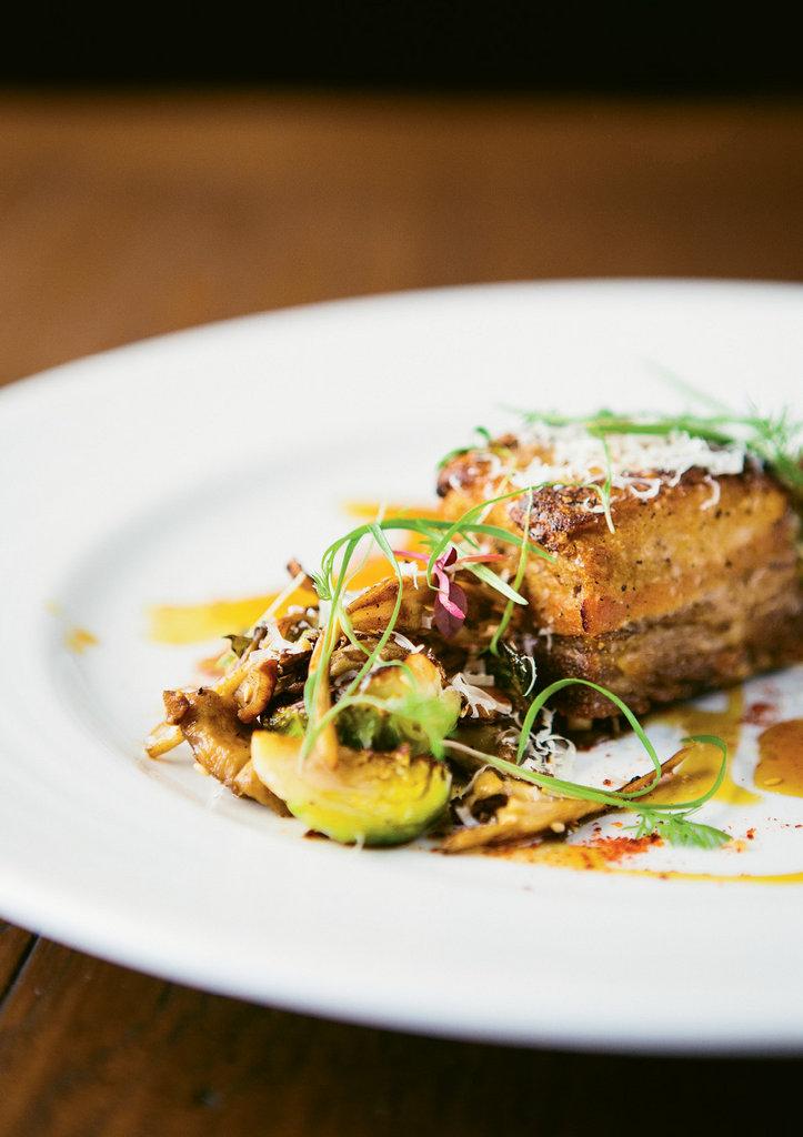 Top Restaurants:  Highland Avenue