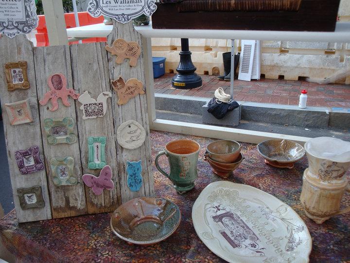 Mudstuffing Pottery