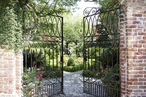 Springtime in Charleston marks the return of proper Edens aplenty. Countless private homes and gardens are open to the public this time of year through various tour events, many of which aid the work of historic preservation groups.