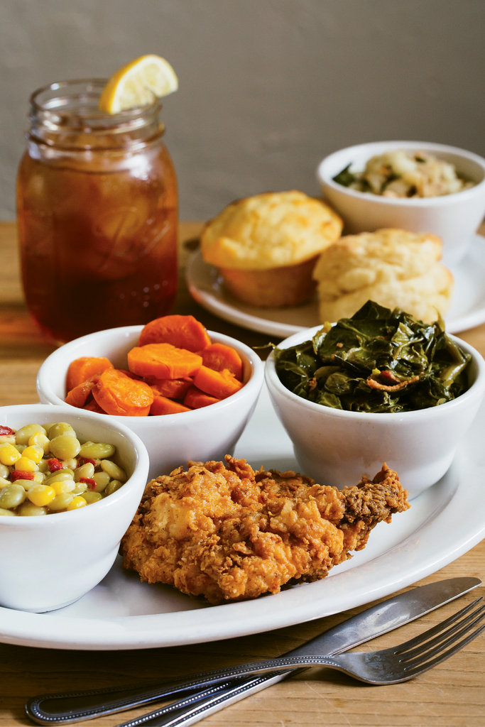 Southern Comfort At Proper in Boone, chef and owner Angela Kelly serves the food she was raised on, including perfectly cooked fried chicken and all the fixin's.