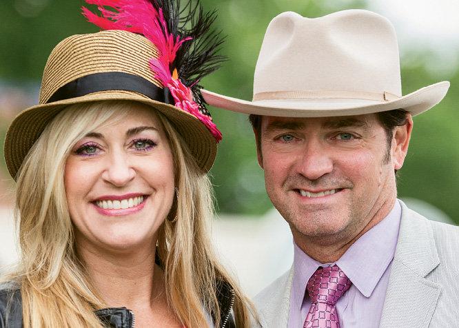 Dana Chambers and Jonathan Birchfield