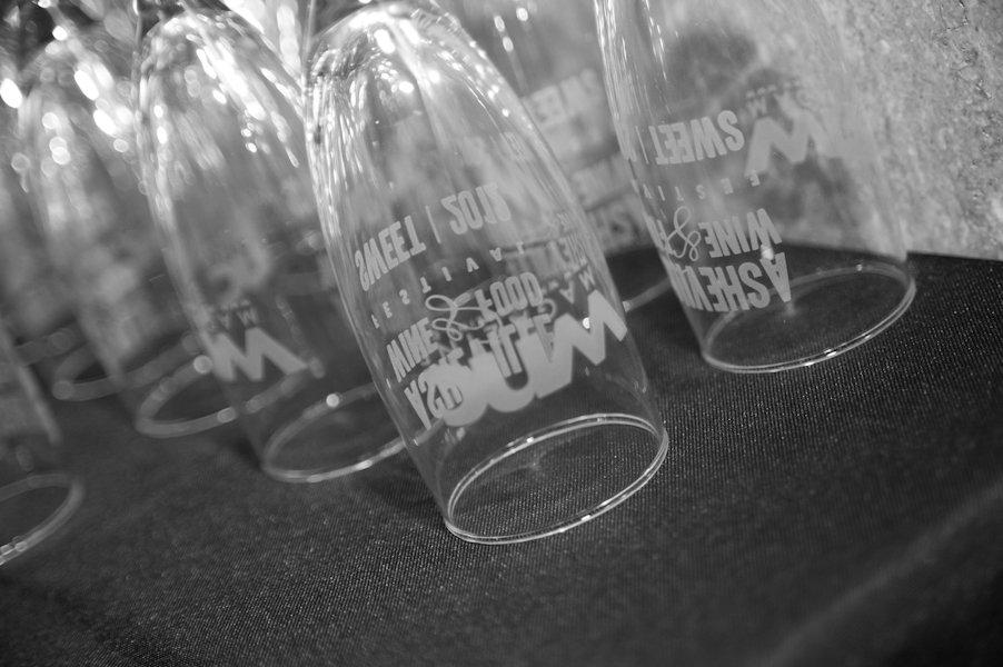 Sweet Champagne Glasses