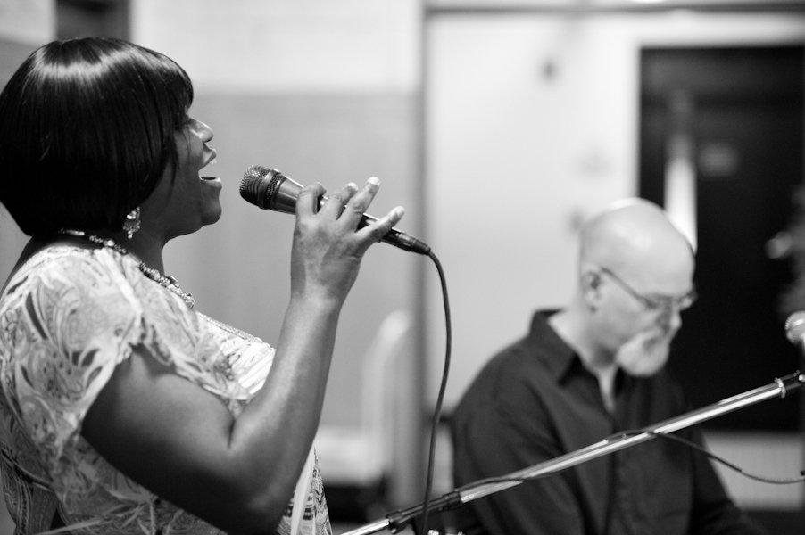 Kat Williams performs