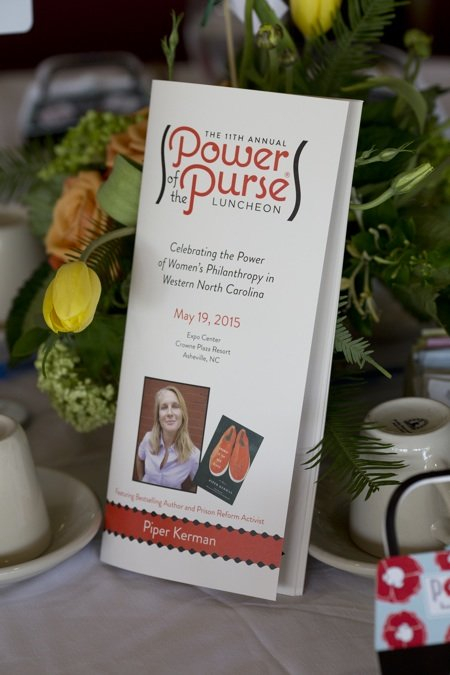The 11th Annual Power of the Purse Luncheon on May 19, 2015