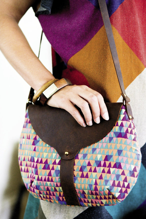 The Taplin Purse. Photograph by Christopher Shane