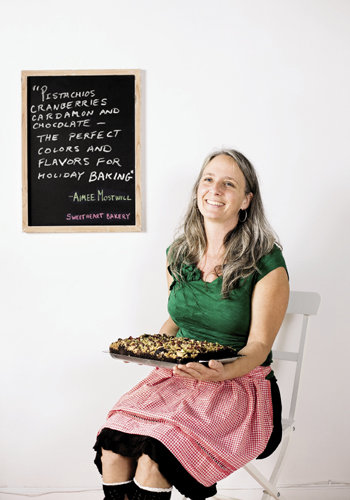 Aimee Mostwill of Sweetheart Bakery, Asheville