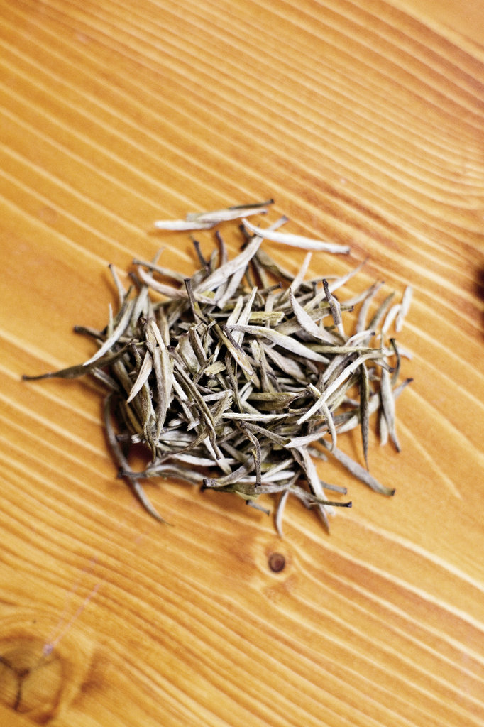 Bai Hao Yinzhen, a Chinese white also known as Silver Needle